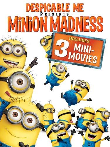 Despicable Me Presents: Minion Madness [HD]