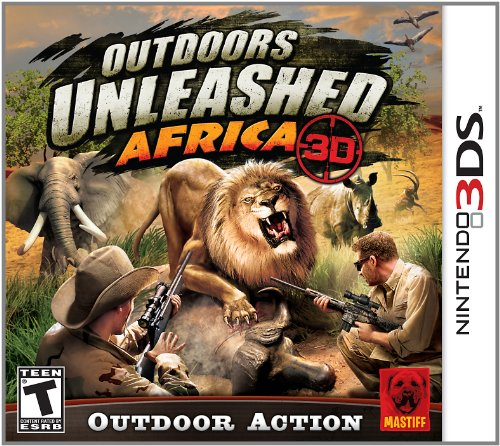 61xyGMPkMTL Cheap Buy  Outdoors Unleashed: Africa 3DS