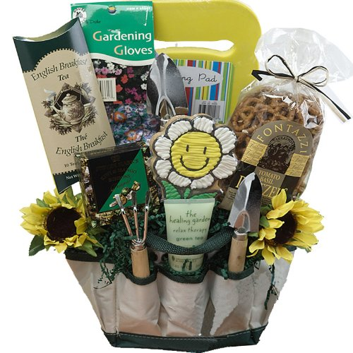 fathers day gardening gift baskets