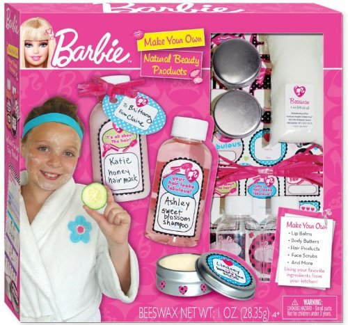 Barbie Natural Beauty Set - 1