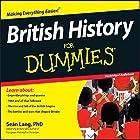 British History for Dummies Hörbuch von Sean Lang Gesprochen von: Jonathan Keeble