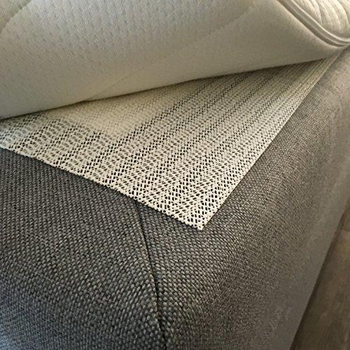anti rutsch matte ideal f r matratzen topper von. Black Bedroom Furniture Sets. Home Design Ideas