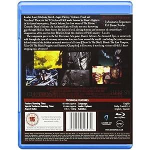 Dante's Inferno [Blu-ray] [Import anglais]