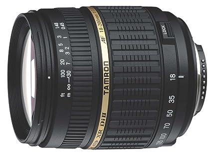 Tamron Objectif AF 18-200mm F/3,5-6,3 XR Di II LD Asphérique IF Macro - Monture Nikon