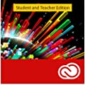Adobe Creative Cloud, Student & Teacher Licence (12-Month Licence) (PC/Mac) [Download]
