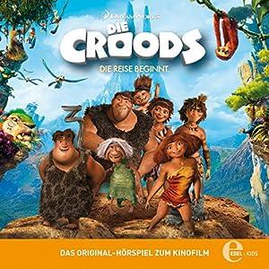 Die Croods - Die Reise beginnt Hörspiel