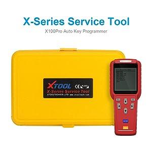 XTOOL X100 Pro Auto Key Programmer for Car's ECU Immobilizer