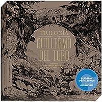 Criterion Collection Trilogia De Guillermo Del Toro (Blu-Ray)
