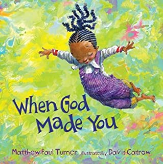Book Cover: When God Made You