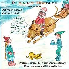 Professor Knobel hilft dem Weihnachtsmann / Oma Hausmaus erzählt Geschichten Hörbuch von Marion Hiller Gesprochen von: Conny Kailuweit