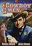 Cowboy G-Men Collection Vol 1-4