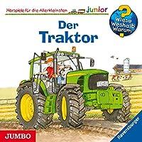 Der Traktor (Wieso? Weshalb? Warum? junior) Hörspiel von Wolfgang Metzger, Andrea Erne Gesprochen von: Niklas Heinecke, Marlon Bartel