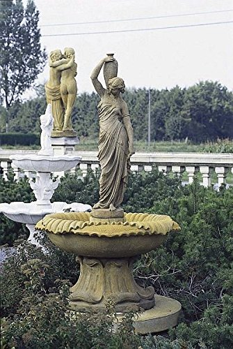 brunnen-fountain-woman-garden-fountain-with-krug