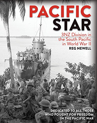 Pacific Star: 3NZ Division in the South Pacific