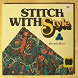 img - for Stitch with style (Connecting threads) book / textbook / text book