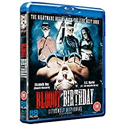 Bloody Birthday (Region Free) [PAL] [Blu-ray]
