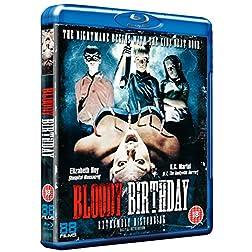 Bloody Birthday (Region Free) [PAL] [Blu-ray]