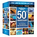 50th Anniversary MacGillivray Freeman: Ten Amazing High-Def Adventures (Limited Edition Gift Set) [Blu-ray]