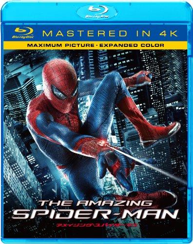 アメイジング・スパイダーマン(Mastered in 4K) [Blu-ray]