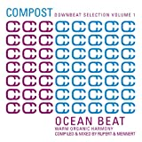 Compost Downbeat Selection Vol.1 - Ocean Beat - Warm Organic Harmony - compiled and mixed by Rupert & Mennert
