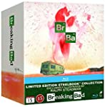 Breaking Bad Complete Series Steelboo...
