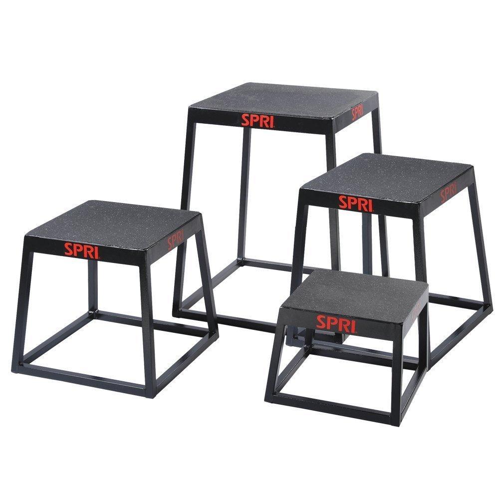 Amazon.com : SPRI Plyo Jumping Fitness Boxes : Jumping Trainers