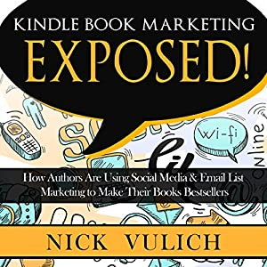 Kindle Book Marketing Exposed Audiobook