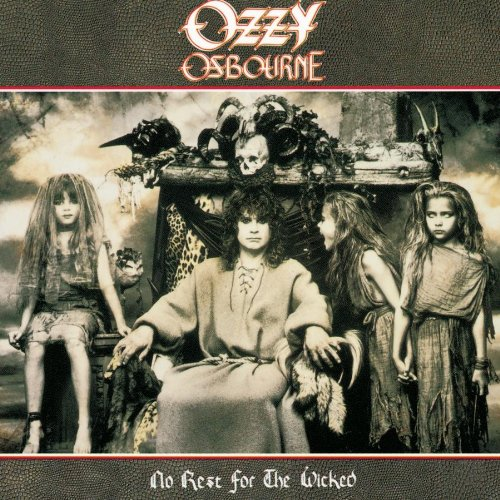 Ozzy Osbourne - No Rest For The Wicked (2002 remaster) - Zortam Music