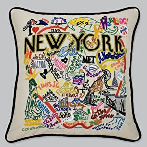 catstudio new york city pillow geography collection home