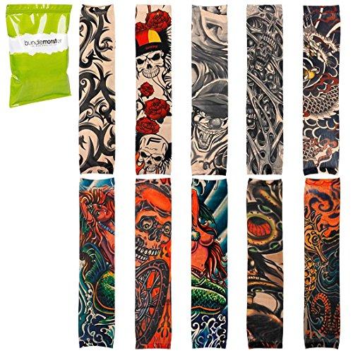 bmc-mangas-para-tatuajes-temporales-falsos-tipo-arte-corporal-accesorio-10-piezas-grande-mangas-de-t