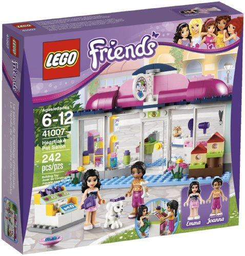 Get Lego Friends Heartlake Pet Salon 41007 At Petals And Stem