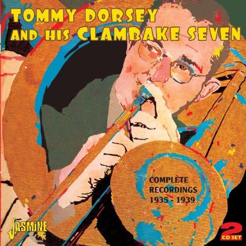 Tommy Dorsey - Complete Recordings 1935-1939 [original Recordings Remastered] 2cd Set - Zortam Music