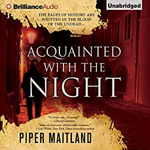 Acquainted with the Night Audiobook