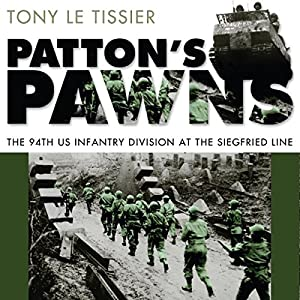 Patton's Pawns Hörbuch