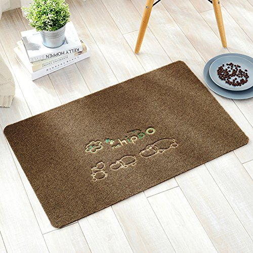 Entrance mat/Bedroom kitchen mats in the Hall/Bathroom water-absorbing mat-I 50x80cm(20x31inch)