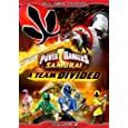 Power Rangers Samurai: A Team Divided Vol. 3