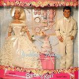 Barbie And Ken Wedding Fantasy Gift Set Special Edition Bride And Groom