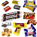 American Chocolate Sweets Gift - Perfect Affordable Gift For Any Occasion - Letterbox Friendly Gift Box