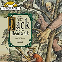 Jack and the Beanstalk Audiobook by Eric Metaxas Narrated by Michael Palin