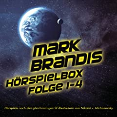 Mark Brandis H�rspielbox - Folge 01-04