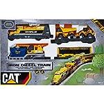 Cat Moterised Iron Diesel Train Set
