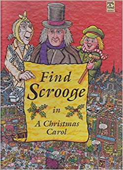 Look and find books christmas