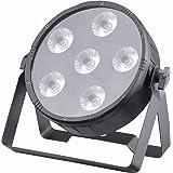 JMAZ LP66S Crazy Par Hex 6 LEDs 6in1 RGBWA+UV Par Light for DJ Stage Wedding Party Uplighting