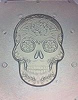 Flexible Resin Mold Medium Halloween Sugar Skull by KAP Creations