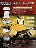 Acoustic Licks & Riffs: Your Favorite Ac...