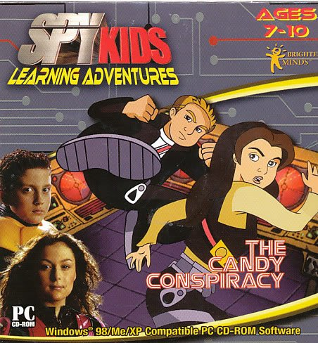 Spy Kids: The Candy Conspiracy