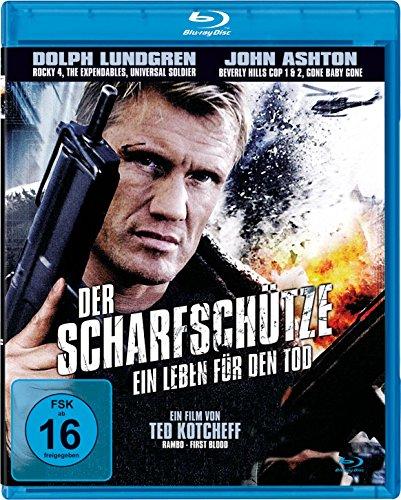 Der Scharfschütze - Ein Leben für den Tod [Blu-ray]