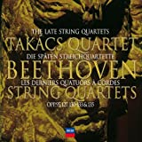 Beethoven: Late String Quartetsby Tak�cs Quartet