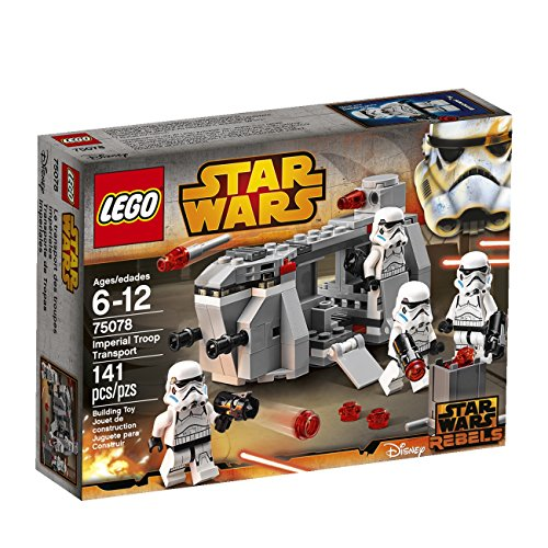LEGO, Star Wars, Imperial Troop Transport