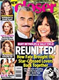 img - for January 26, 2015 Closer Burt Reynolds and Sally Field Reunited! Maria Shriver Giada De Laurentiis Susan Lucci Hottest Beach Bodies Over 40 book / textbook / text book